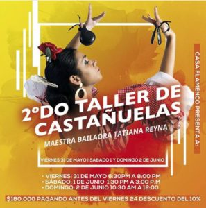 Segundo taller de Castañuelas